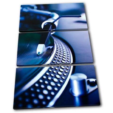 Decks Turntables DJ Club - 13-1199(00B)-TR32-PO